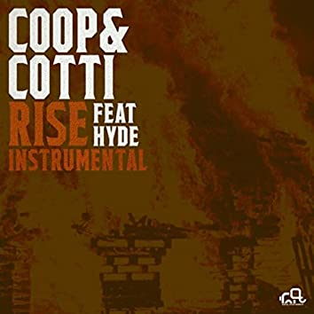 Rise (Instrumental) [feat. Hyde]