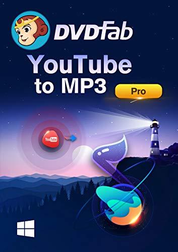 DVDFab YouTube to MP3 - Pro - 2 Jahre / 1 Gerät für PC Aktivierungscode per Email