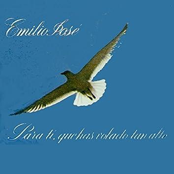 Para Ti, Que Has Volado Tan Alto