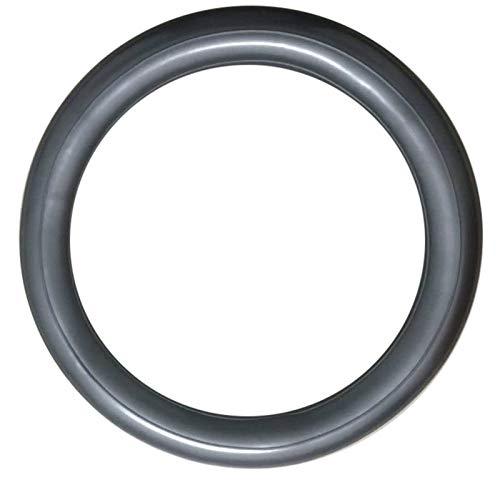 Heyb - Base de bola de yoga de 42 cm, base de anillo de Quilibra, base de bola de ejercicio de estabilidad para la oficina de gimnasia de reforma o la sala de clase gris