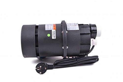 Whirlpool ventiladores, negro