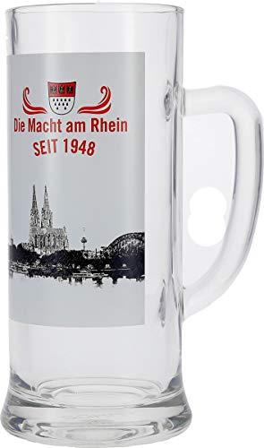 1. FC Köln Bierseidel/Bierglas/Bierkrug ** Skyline **