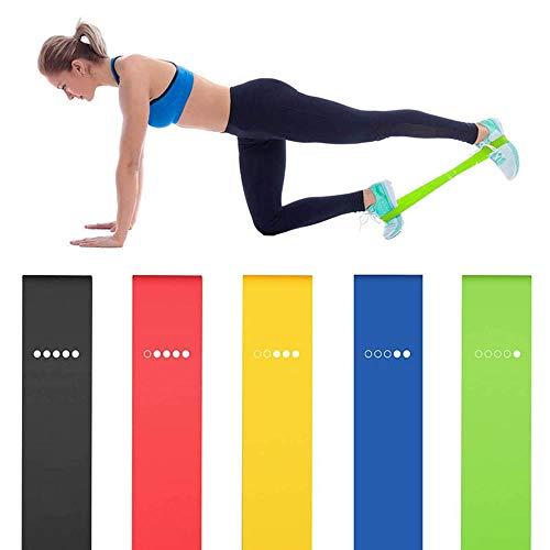 MNHI Rueda de Yoga de Madera innovadora Pilates Professional TPE Yoga Circles Gym Workout Back Training Tool para Culturismo Fitness Mujeres
