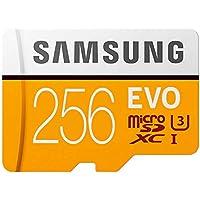 EVO 256GB microSDXC Memory Card