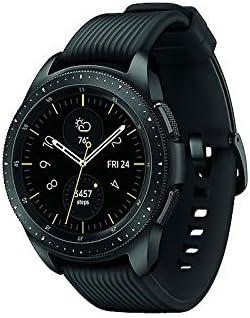 (Refurbished) SAMSUNG Galaxy Watch (42mm) SM-R810NZKAXAR...