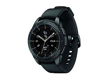 Refurbished  SAMSUNG Galaxy Watch  42mm  SM-R810NZKAXAR  Bluetooth  - Black
