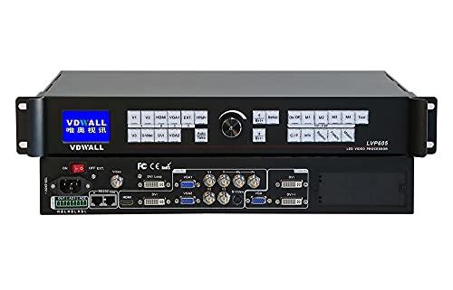 El mejor precio VDWALL LED Video Processor LVP605