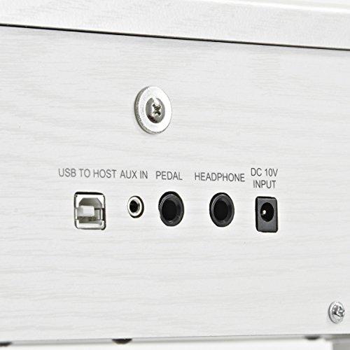JDP-1 Junior Digitalpiano von Gear4music weiß - 8