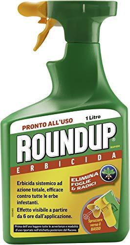Scopri offerta per Roundup Rapido Pronto Uso PFnPO Erbicida Totale, 1L
