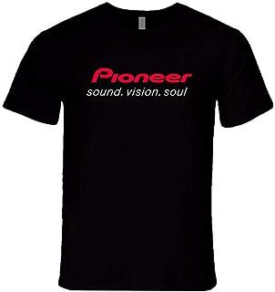 New Pioneer Pro DJ Party Techno Music EDM Nexus 2000 Ddj Djm Cdj Black T-Shirt