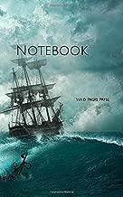 Notebook: ship shipwreck adventure boat mysticism ships wreck