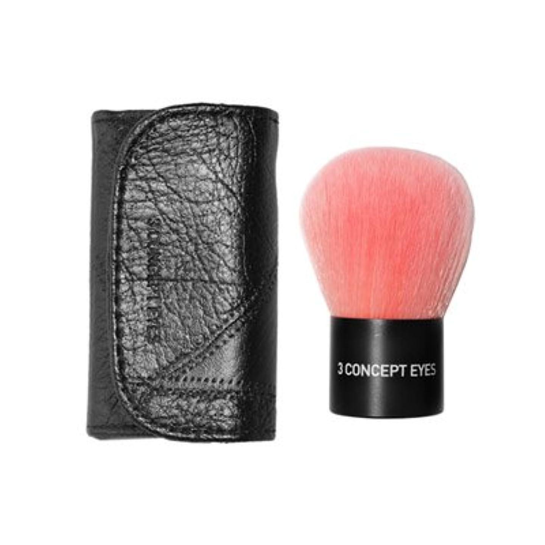 動物園役割トムオードリース3CE Pink Kabuki Brush 3CE ピンク カブキ ブラシ [並行輸入品]
