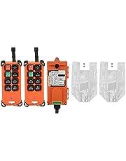 Transmisor de control remoto industrial de hasta 100 metros Transmisor IP65 2 1 Receptor 380V