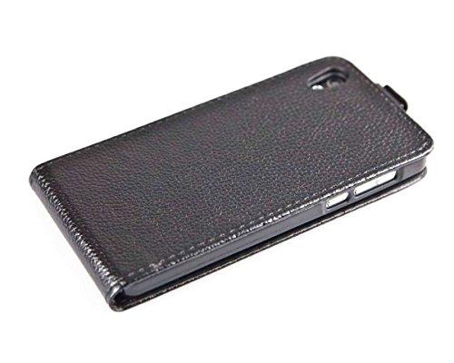 caseroxx Flip Cover für Medion Life X5020 MD 99367 / MD 99462, Tasche (Flip Cover in schwarz)