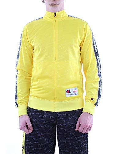 Champion 212801 Chaqueta Hombre Amarillo XL