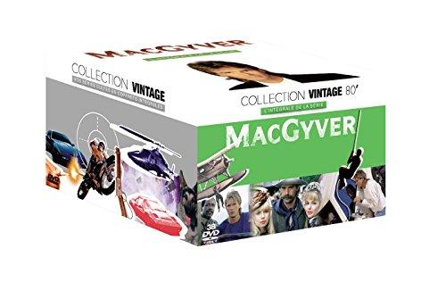 MacGyver-L'intégrale 7 Saisons
