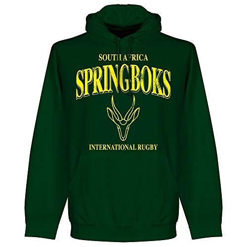 Retake Sudadera Capucha Rugby Springboks Sudáfrica