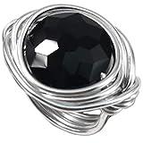 Animal Golden Silver Black Color Wolf Ring 316L Acero Inoxidable Punk Fashion Men