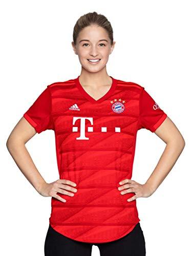 FC Bayern München Trikot Home Damen 2019/20, ohne Spielerflock, Größe M