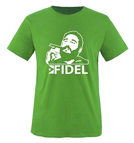 Coole-Fun-t-Shirts Fidel Castro-t-Shirt pour Enfant Taille de 86 à 164 Plusieurs Couleurs
