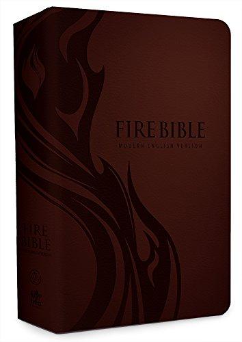 MEV Fire Bible: Modern English Version