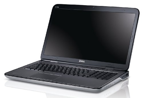 Dell XPS L702x 43,9 cm (17,3 Zoll) Laptop (Intel Core i7 2630QM, 2GHz, 6GB RAM, 640GB HDD, NVIDIA GT 555M, DVD, Win 7 HP)