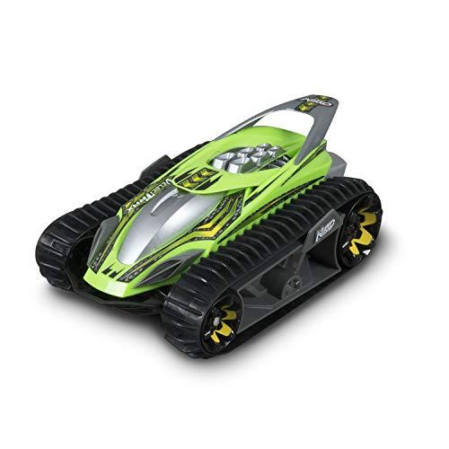 Nikko - VelociTrax - Bestuurbare Auto - Afstandsbestuurbare Auto - RC Auto met Accu - 360 Graden Spins - Voor Binnen en Buiten Gebruik - 18 x 29 x 13 cm - Neon Groen