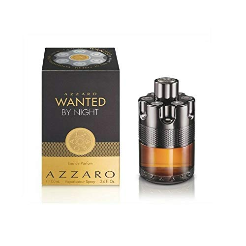 Azzaro Wanted By Night Eau De Parfum, 3.4 fl. oz.