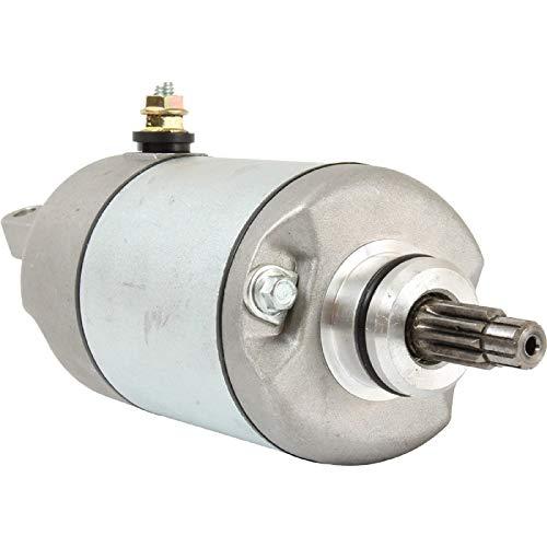 DB Electrical 410-54001 Starter Compatible With/Replacement For Honda ATV ATC 250ES Big Red 1987 1988/ TRX300 TRX300FW (1988-2000) 31200-HA0-774 31200-HA6-306 31200-HA6-316 31200-HA6-773 31200-HA6-774
