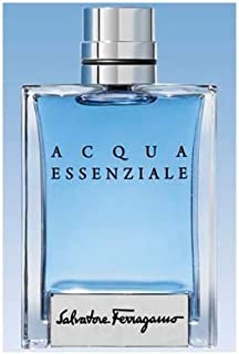 Salvatore Ferragamo Acqua Essenziale Eau de Toilette Spray for Men, 1.7 oz