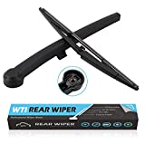 WTI New Replacement Accessories Parts Rear Windshield Wiper Kits Set Arm Blade Compatible With Jeep 2005-2010 Grand Cherokee SUV Fit 05139836AB
