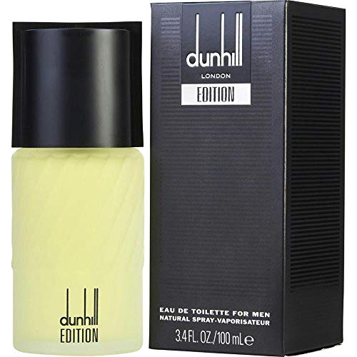 Alfred Dunhill Edition Eau De Toilette Spray, 3.4 Ounce