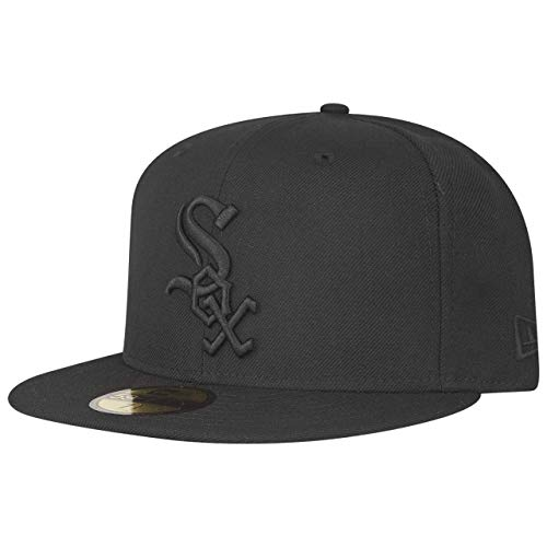 New Era 59Fifty Cap - MLB Black Chicago White Sox