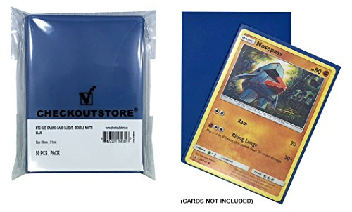 1000 magic card sleeves - 5