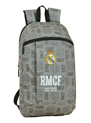 Mini Mochila Safta de Uso Diario de Real Madrid, 220x100x390mm