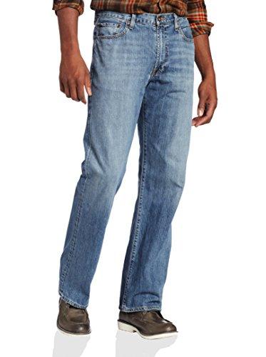 Lucky Brand - Jeans 181 Relaxed Straight Denim - 33/30 Maschi