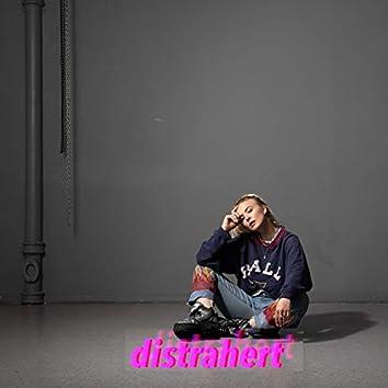distrahert