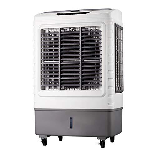 JiaHome Climatizadores EVaporativos Climatizador Evaporativo,Enfriador De Aire Evaporativo Portátil Ventilador Humidificador,3 Velocidades, 27 litros,para...