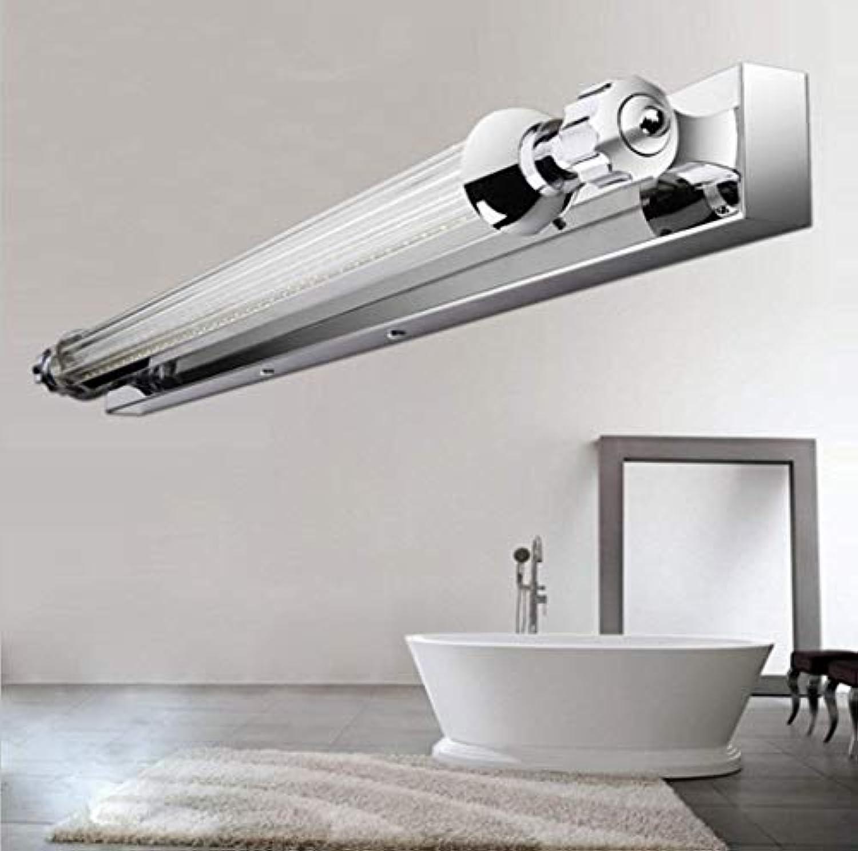 LED-Spiegel Vordere Scheinwerfer, Einfache und Moderne Badezimmer Licht Wandleuchte Badezimmer Beleuchtung (Farbe  Warmwei-6W 53 cm)