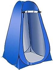 خيمة حمام - ازرق