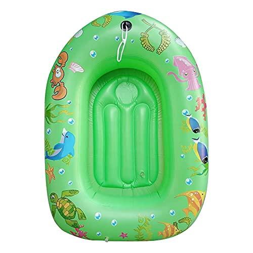 Artline Barco de la bañera engrosado inflable mini anillo portátil de la piscina para los niños-B