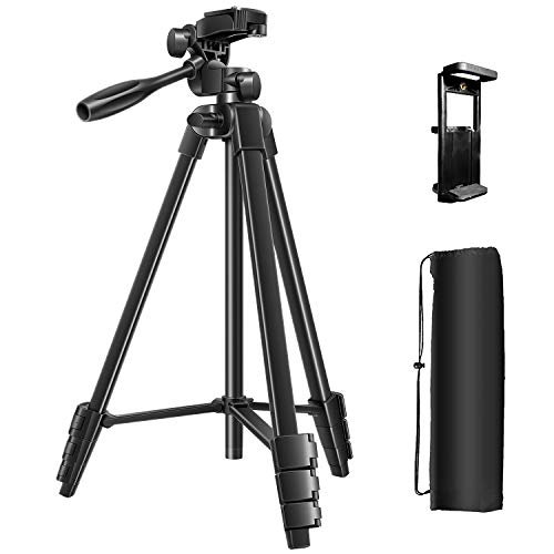 Limechoes 55 Inches Camera Tripod