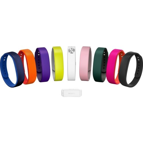 """Sony Smartband Wrist Strap Swr-110 (Classic Large) - Wrist Strap Kit - For Smartband Swr10 """"Product Type: Supplies & Accessories/Mobile Accessories (Other)"""""""