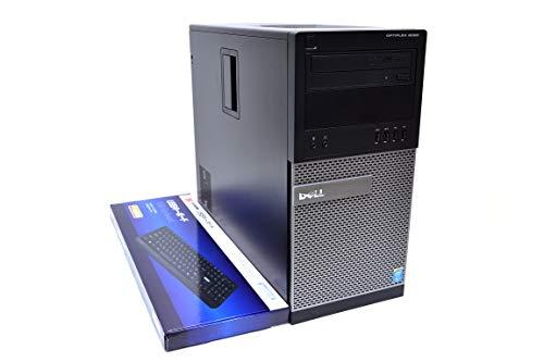 SSD+HDD ハイブリッド メモリ16G ミニタワー DELL OPTIPLEX 9020 MT 4コア8スレッド Core i7 4790 (3.60GHz) マルチ RadeonR5 Windows10