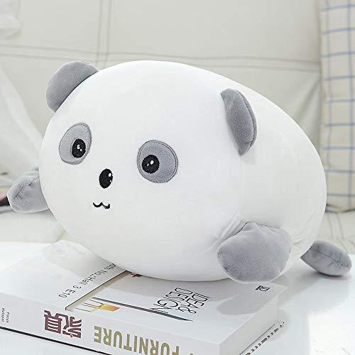 N / A Super soft pig panda plush toy plush animal throw pillow cushion pink piggy panda hand snail pillow children Christmas birthday gift 40cm