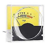 ExcLent Medidor De Puntero Amplificador Tabla De Vu Medidor De Nivel De Tabla Db Medidor De Presión Con Retroiluminación Led Blanca