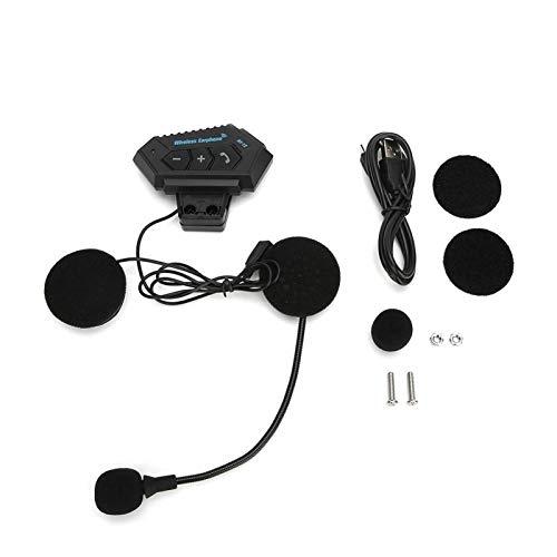 Auriculares para casco de motocicleta Bluetooth 4.1 + EDR CSR8635 Auriculares manos libres con reducción de ruidoCasco de motocicleta Auriculares Bluetooth 4.1 + EDR CSR8635 Reducción de ruido Auricul
