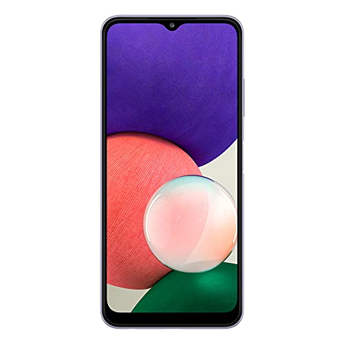 Samsung Galaxy A22 5G AMOLED, Android 10.0, Touchscreen, 64 GB, 16 MP, Light Violet
