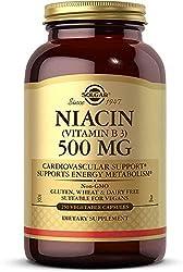 Full-flush niacin