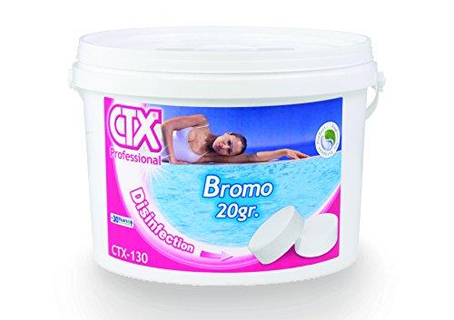 Brom in Tabletten 20gr ctx-130–5kg
